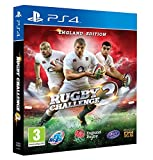 Rugby Challenge 3: England Edition [PlayStation 4, PS4]