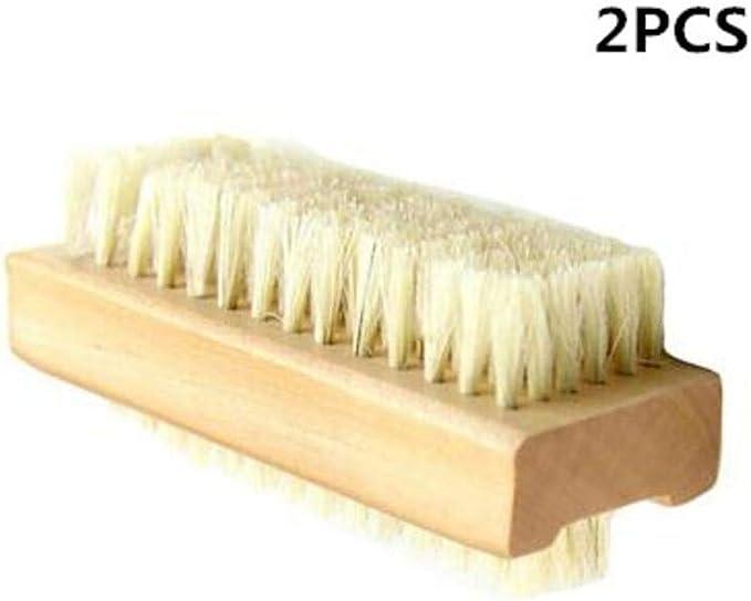 IMSHI - 2 cepillos de uñas para Lavar Alimentos y manicura ...