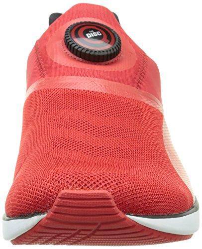 Rot Corsa Ginnastica Uomo 01 PumaDisc black Rosso Scarpe Basse SF da Rosso R1UaO