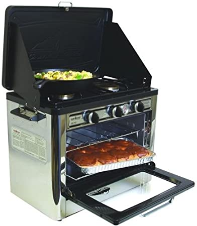 Amazon Com Camp Chef Outdoor Camp Oven Kitchen Dining