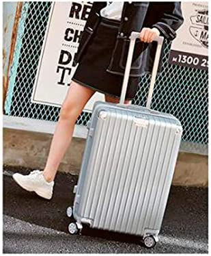 d36e00a76a9e KEHUITONG Hard Spinning Suitcase, Carrying Luggage, Trolley Case ...