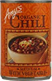 Amy's Organic Chili with Vegetables Medium -- 14.7 oz - 2 pc