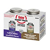 Oatey 30246 PVC Regular Cement and 4-Ounce NSF