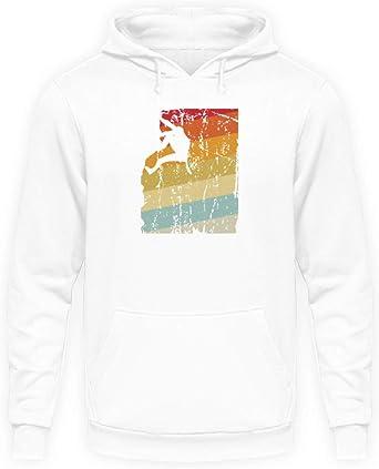 Camiseta de escalada para escalada y montañista, ideal como ...