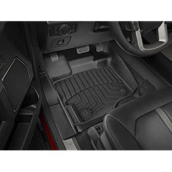 Floor Liner Fit Ford Fakm Black Floor Mats Includes St And Nd Row Fit Supercrewcrew Cab Carpet Floor Bucket