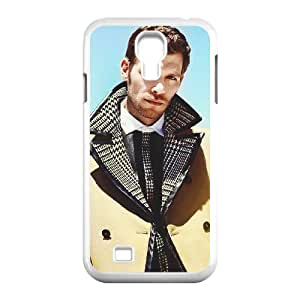 D-PAFD Customized Joseph Morgan Pattern Protective Case Cover Skin for Samsung Galaxy S4 I9500
