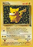 Pokemon Card - Black Star Promo #1 - Pikachu - Rare