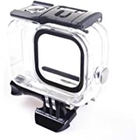 60m Underwater Waterproof Transparent Case for GoPro Hero 8 Protective Shell Cover Housing Black Camera Lens Protective…