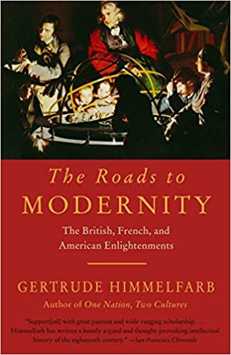 Image result for the roads to modernity the british french and american enlightenments