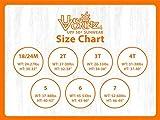 Uv Skinz Boys' 3-piece Swim Set, 7, Orange Happy