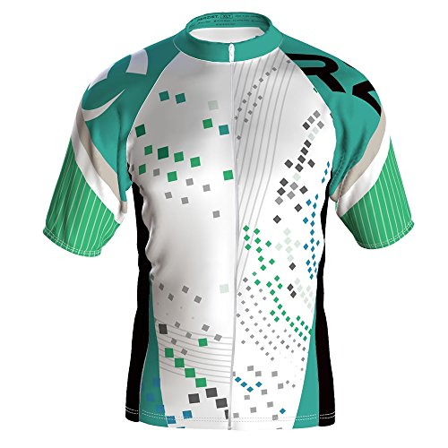 Perzist - Tall Man's Comfort Fit Cycling Jersey