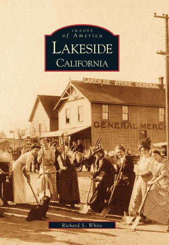 Lakeside  (CA)   (Images of - Cajon In Stores El