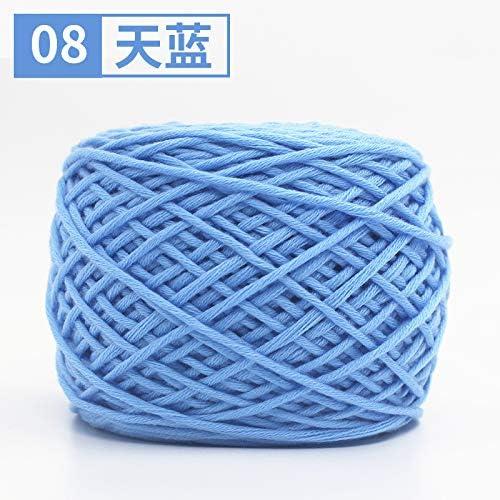 Línea de bufanda de lana de algodón línea manual bricolaje ...