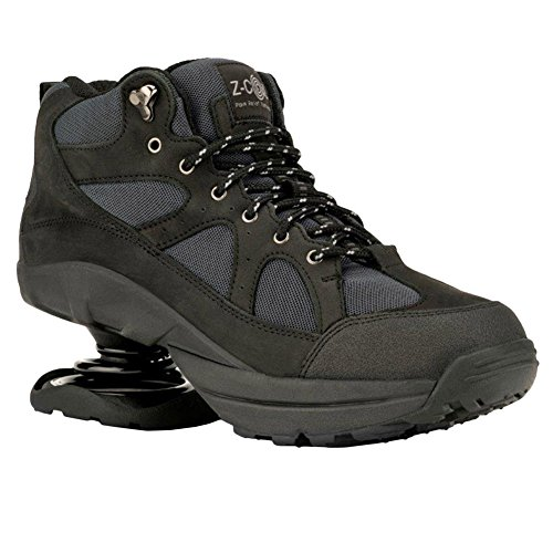 Used, Z-CoiL Men's Outback Hiker Black Boots 11 E US for sale  Delivered anywhere in USA