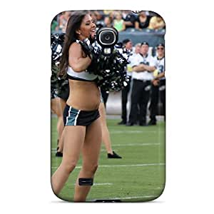 High Quality Philadelphia Eagles Cheerleaders New Uniforms Case For Galaxy S4 / Perfect Case