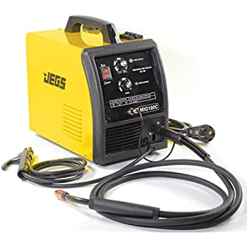 Amazon com: JEGS Performance Products 81540 MIG 100 Gasless