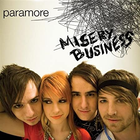 BUSINESS TÉLÉCHARGER PARAMORE MISERY