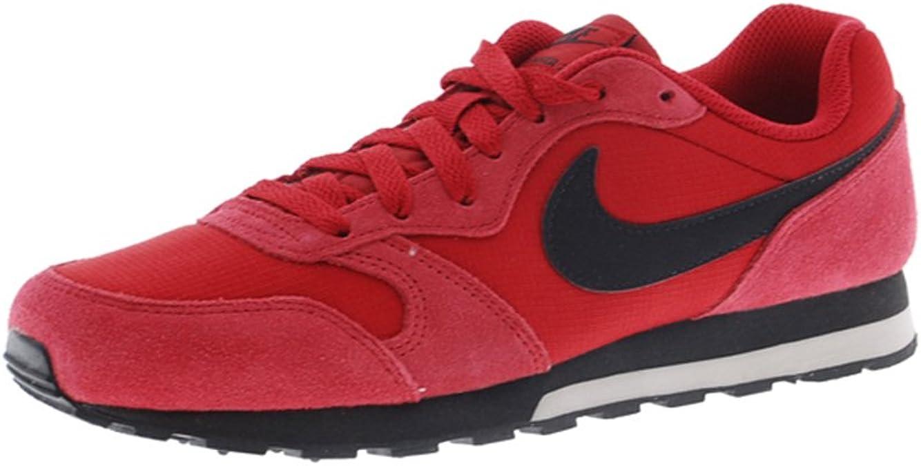 Sneakers Rojas cordón Nike MD Runner 603: Amazon.es: Zapatos y complementos