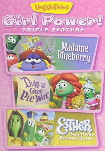 Veggietales Duke And The Great Pie War Dvd
