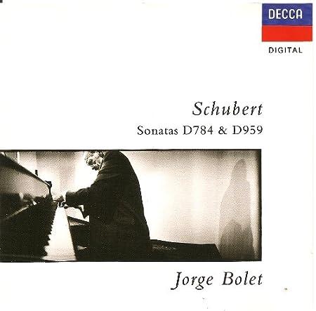 Schubert: Sonatas D784 and D959