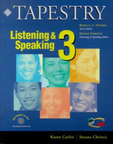 Tapestry Listening & Speaking 3