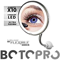 BOTOPRO - Flexible Mirror, Espejo Flexible de 10