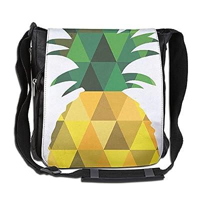 Funny Penguin Fashion Diagonal Single Shoulder Workout Bag
