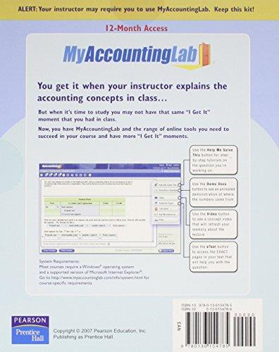 MyAccountingLab-with-Pearson-eText-Access-Card