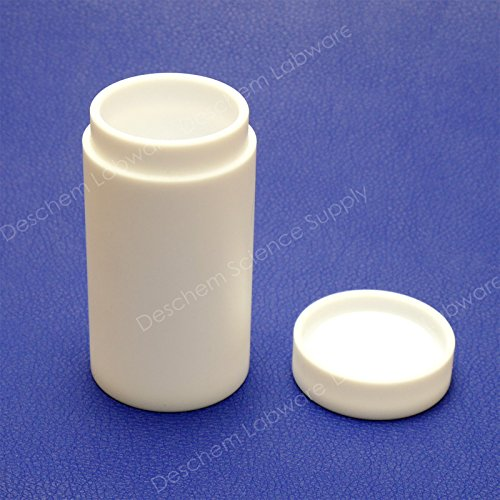 (Deschem 25ml,Teflon Reaction Vessel,Use for PTFE Lined Hydrothermal Synthesis Reactor)