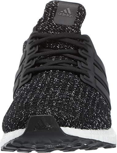 adidas Men's Ultraboost, Black/White, 4 M US by adidas (Image #4)