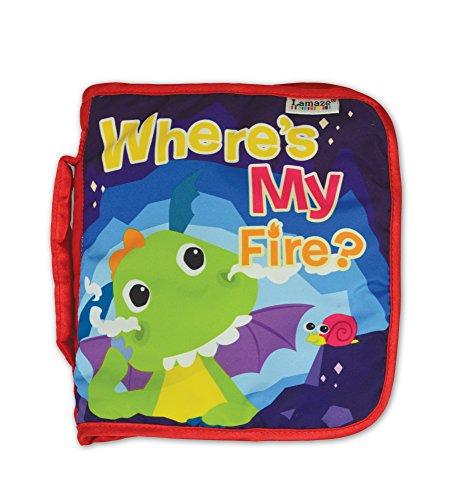 """Lamaze Flip Flap Dragon""""Where"""