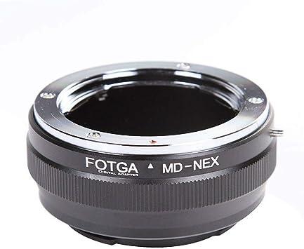 Fotodiox Lens Mount Adapter FS-700 Leica R NEX-5N NEX-C3 VG20 One-Cam fits Sony NEX-3 Sony Camcorder NEX-VG10 and Three-Cam lenses NEX-7N Two-Cam NEX-F3 NEX-7 Rom fits Leica R FS-100 Lens to Sony Alpha NEX E-mount Camera NEX-5