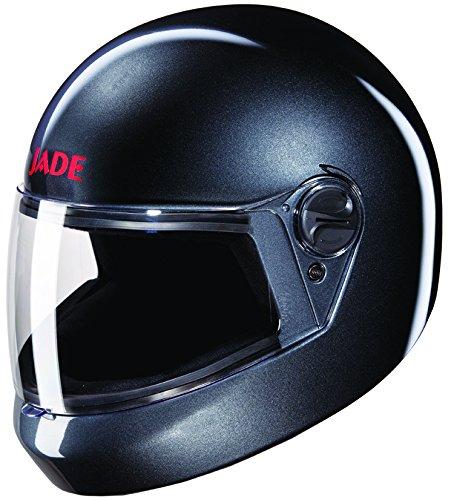 Studds Jade SUS_JFFH_GGRYL Full Face Helmet (Gun Grey, L)