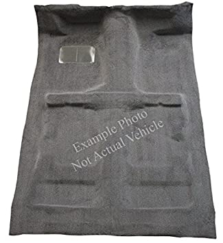 Loop Factory Fit Fits: Inserts without Cardboard ACC 1948-1952 Ford F1 Kick Panel Carpet Replacement