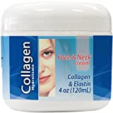 Best Cream Made With Hydrolyzed Collagens - Collagen Hydrolyzed and Elastin - Fast Absorbing Skin Review