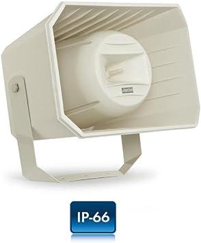 proyector de sonido fonestar pf-35t 75w 100v/8-ohms ip66