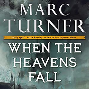 When the Heavens Fall Audiobook