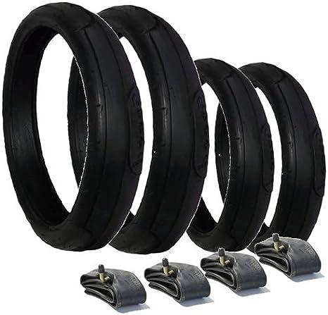 60 x 230 Touring facile /à rouler Surface lisse et plate Lot de 2 pneus pour landau 60 x 230 cm