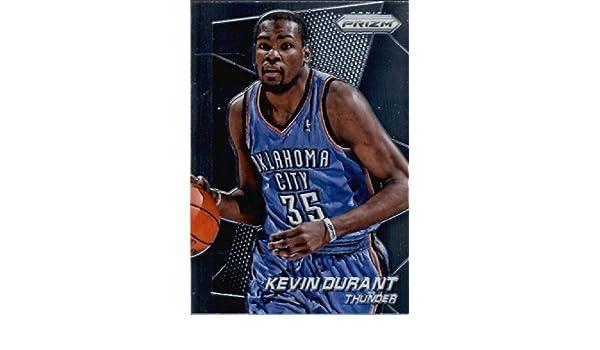 e3d89c605d8 2014   15 Panini Prizm Basketball Card   86 Kevin Durant - Oklahoma City  Thunder at Amazon s Sports Collectibles Store