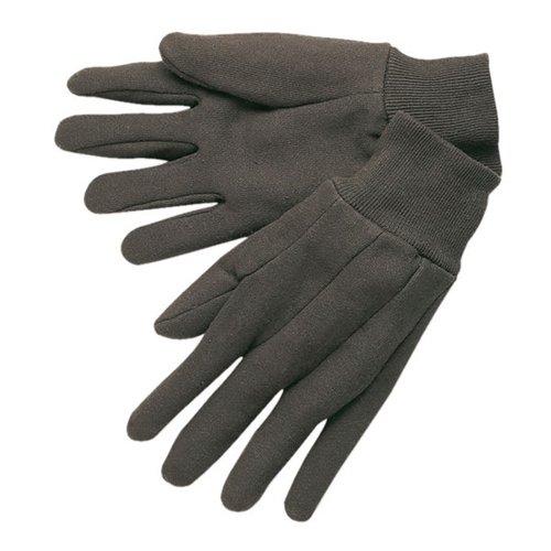- Cotton Jersey Work Gloves - 12 Pairs, Womens