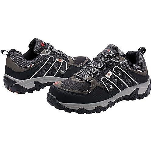 ade4d8c5ae010 Chaussures de s¨¦curit¨¦ larnmern pour le travail en acier r¨¦fl ...