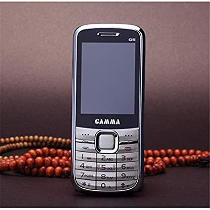 Gamma G5 Mobile Function Phone Hindi Language Auto Call