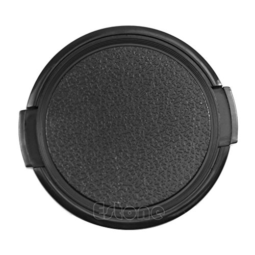 Kococme Snap on Normal Front Cap for All 58mm Nikon/Canon/Sony Pentax Olympus DSLR SLR