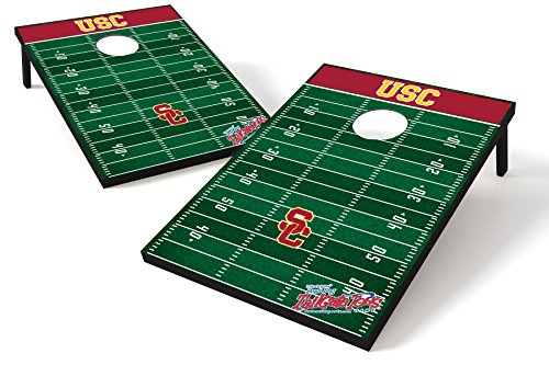Wild Sports NCAA College USC Trojans Tailgate Toss Game