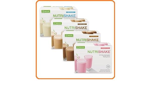 neolife nutrishake fresa (Suplemento Nutricional En Polvo 20 ...