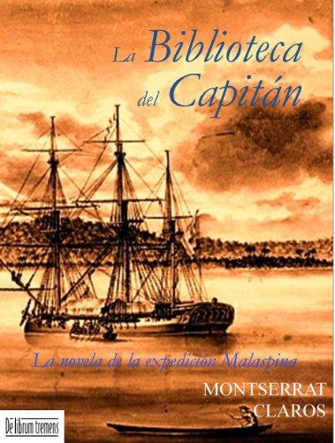 Descargar Libro La Biblioteca Del Capitán Monserrat Claros Fernández