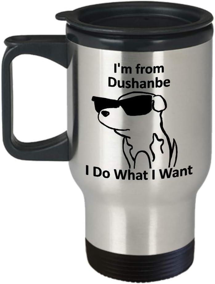 I Love Dushanbe Mug Coffee Cup