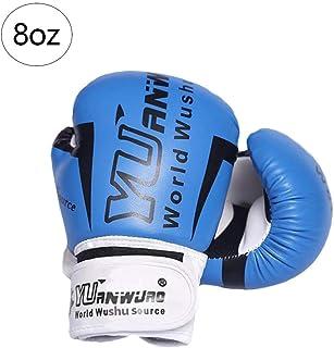 Mlec tech Gants de Boxe pour l'entraînement Gants Muay Thai en PU pour Le Sparring, Le Kickboxing et Le Sac de Boxe épais, Combats Le Kickboxing et Le Sac de Boxe épais