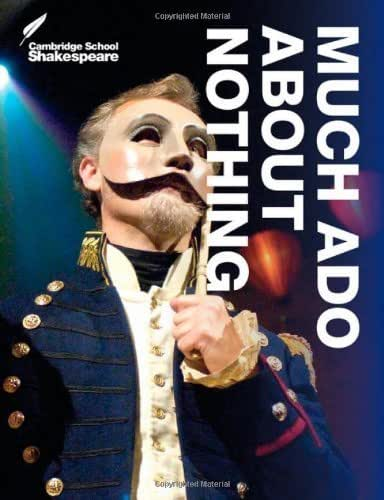 Much Ado About Nothing (Cambridge School Shakespeare) 3rd edition by Gibson, Rex (2014) Paperback