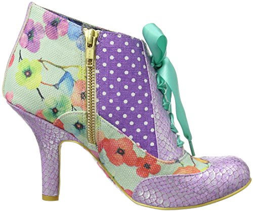 Irregular Choice Damen Blair Elfglow Pumps Violett (Flieder)